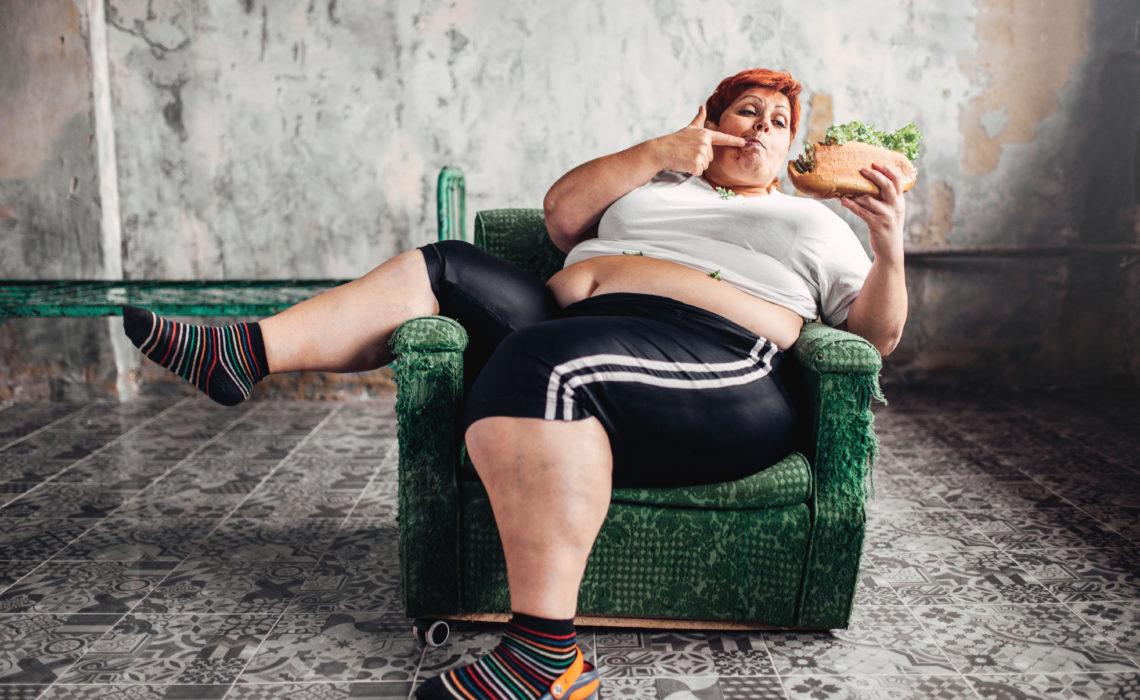 Ongezond gewicht